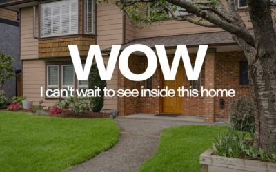 WOW! I Can't Wait to See Inside this Home