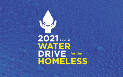 2021 Water Drive for the Homeless