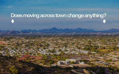 Does moving across town change anything?