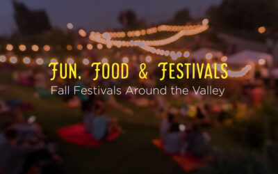 Three Fall Festivals for Food and Fun