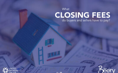 What closing fees do buyers and sellers have to pay?